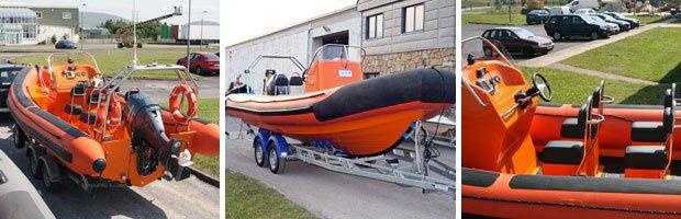 Rib Boats Designing